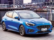 2020 Ford Focus ST-Line - Toybox