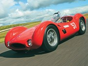 Maserati Tipo 61 'Birdcage' review - flashback