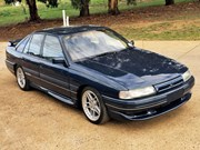 1991 Holden Commodore VN Calais – Today's Tempter