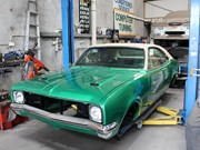 Family heirloom 1971 Holden HG Monaro GTS makeover pt.1