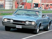 1967 Oldsmobile 442 - Reader Ride