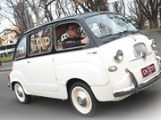 1956 Fiat Multipla review