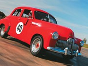 1953 Holden 48-215 race car