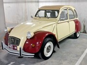 1989 Citroen 2CV Dolly – Today's Tempter