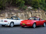 Mazda MX-5 (1989-2006) - 2020 Market Review