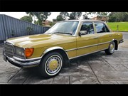 1979 Mercedes-Benz 280SEL W116 – Today's Tempter
