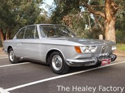 1968 BMW 2000CS – Today's Tempter