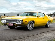 1971 Plymouth Road Runner review