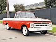 1961 Ford F100 – Today's Tempter