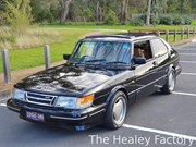 1988 Saab 900 Aero – Today's Tempter