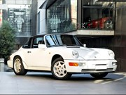 1990 Porsche 911 Carrera2 Targa – Today's Tempter