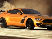 2020 Roush Mustang Stage 3 - Toybox