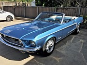 1968 Ford Mustang Convertible – Today's Tempter