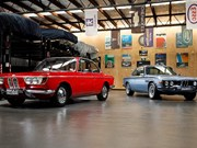 BMW 2000CS + 3.0CSL - BMW Coupe Evolution pt.1
