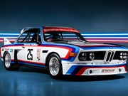 1973-74 BMW 3.0 CSL 'Batmobile' - BMW coupe evolution pt.2