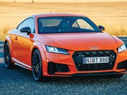 2020 Audi TTS review - Toybox