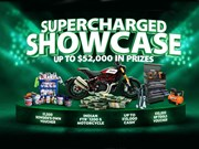 Upgrade your garage with Shannons' Supercharged Showcase competition