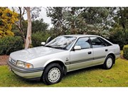 1988 Ford Telstar TX5 Ghia – Today's Tempter