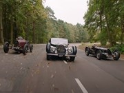 AU$32 million in pre-war Bugattis for auction at UK Concours of Elegance