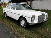 1972 Mercedes-Benz 220D W115 – Today's Tempter