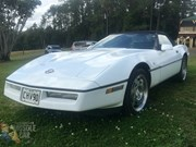 1989 Chevrolet Corvette C4 – Today's Tempter
