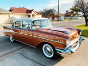 1957 Chevrolet Bel Air – Today's Tempter