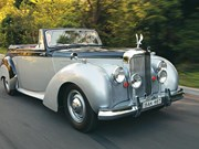 1952 Alvis TA21 Drophead review