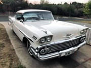 1958 Chevrolet Impala – Today's Tempter