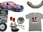 Grice/Bond Bathurst Commodore model + Fred Opert book + HDT Torana t-shirt + more - Gearbox 445