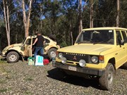 Mitsubishi Pajero + 4x4 tips - Our Shed