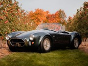 Carroll Shelby's lifelong personal 427 Cobra for auction