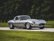 Three continuation Jaguars display strong secondary value at RM Sotheby's