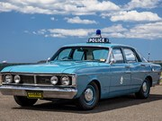 1971 Ford Falcon XY 500 T-Code