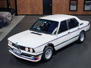 1976 BMW E12 530 MLE review