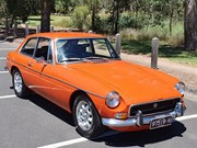 MGB GT – today's swinging sixties tempter