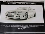 Nissan GTR R34 + Fiat Dino + Corvette C1 + Dodge Challenger R/T - Ones That Got Away 447