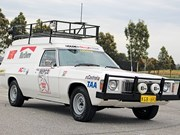 Holden HZ HDT back-up panel van - Reader Resto