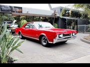 Oldsmobile Cutlass Supreme - today's muscle car tempter