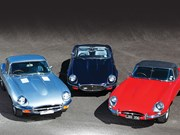 60 years of Jaguar E-type
