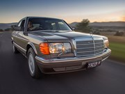 1988 Mercedes-Benz 560SEL - Reader Resto