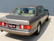 1989 Mercedes-Benz 300SEL W126 - Our Shed