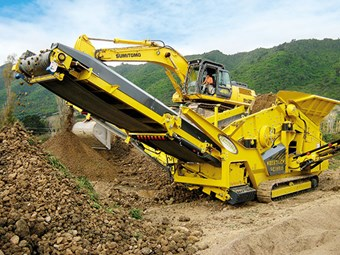 Screening and crushing: Attach2 Equipment