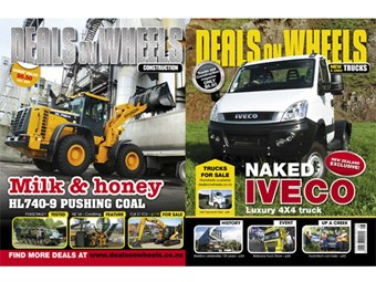 What's in the August issue of Deals on Wheels?