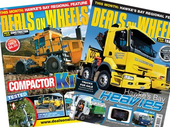 What's in the October issue of Deals On Wheels?