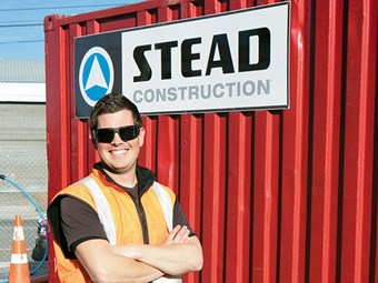 Profile: Stead Construction