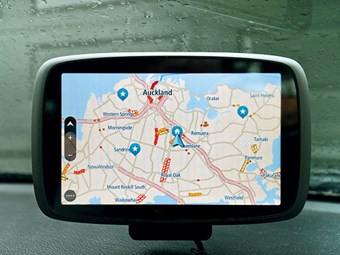Technology: TomTom Go