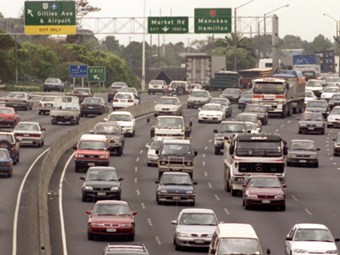 Wellington tops Auckland for highest number of driving stop-starts per year