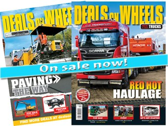 What's in the December issue of Deals on Wheels?