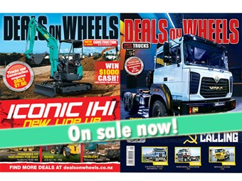 What's in the January issue of Deals on Wheels?