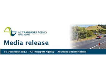 Media release: State highway work stops to give drivers Xmas priority